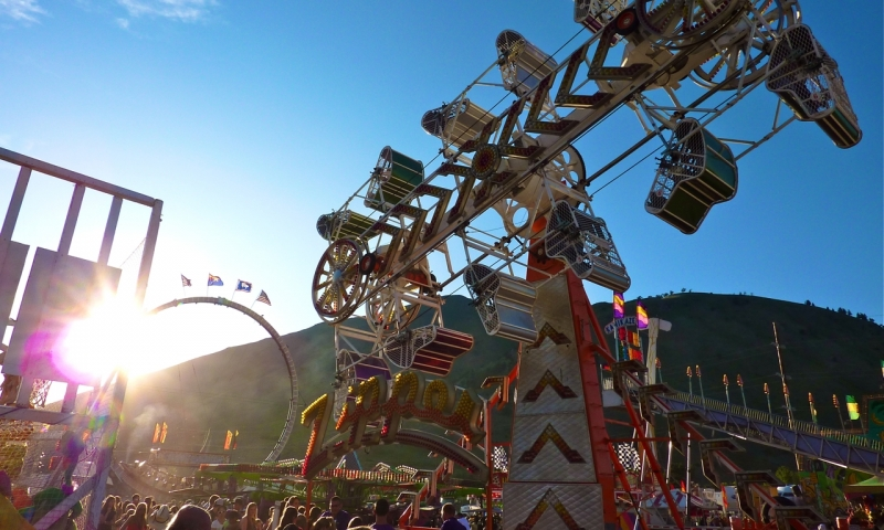 Teton County Fair Ride