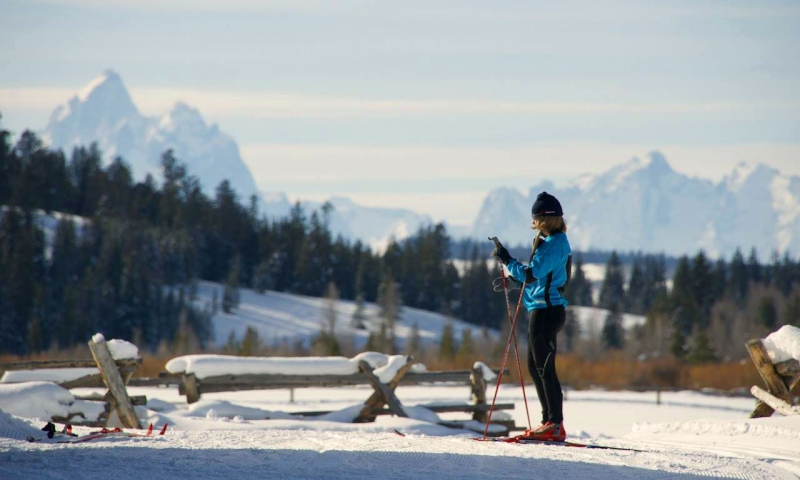 Jackson Hole Cross Country Skiing