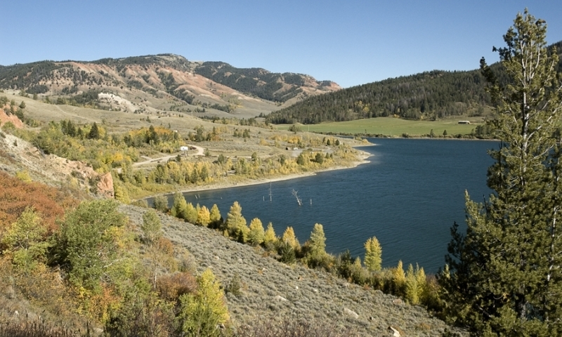 Bridger Teton National Forest In Wyoming Alltrips