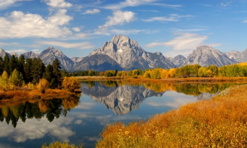 Snake River Oxbow Bend