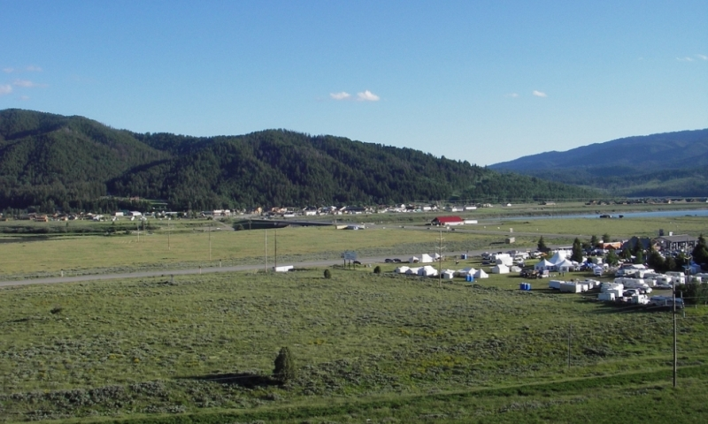 Mountain Days Festival in Alpine