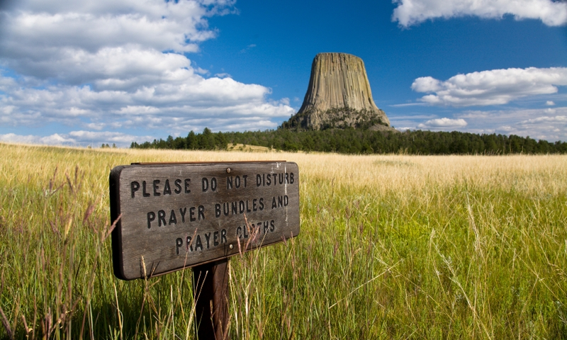 Devils Tower Wy >> Devils Tower Wyoming National Monument - AllTrips