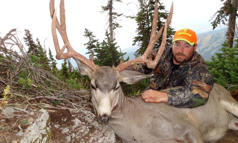 Hunting in Jackson Wyoming