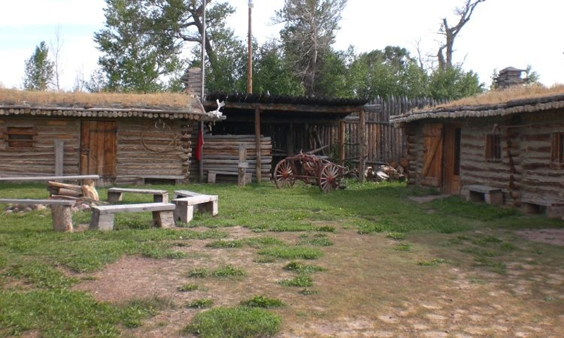 Fort Bridger Historic Site in Wyoming