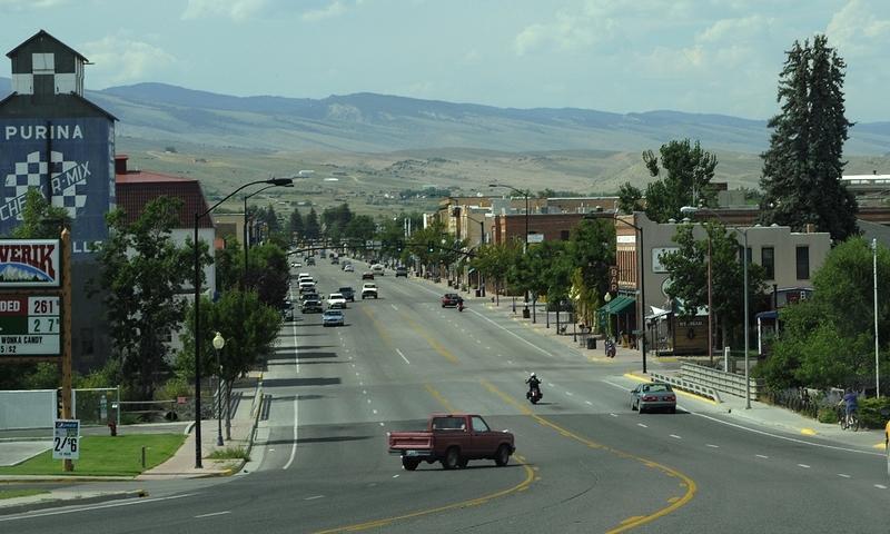 Lander Wyoming