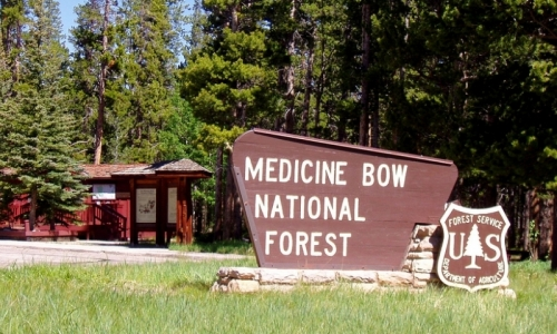 Medicine Bow Mountains Amp National Forest In Wyoming Alltrips