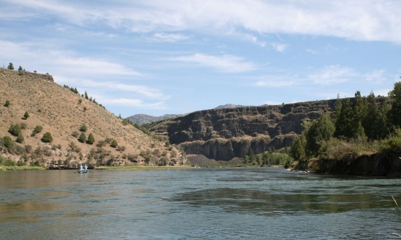 South Fork Snake River Wyoming Idaho Fishing