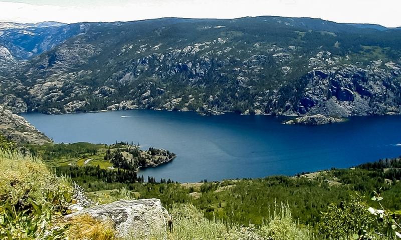 Fremont Lake Wyoming