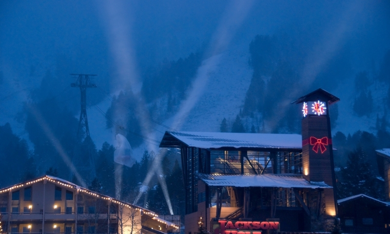 Jackson Hole Mountain Resort Teton Village