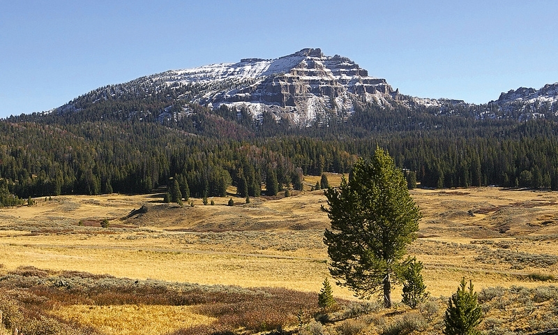 Togwotee Pass Wyoming