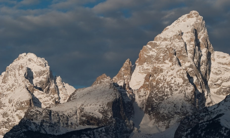 Grand Teton National Park Tetons Mountains
