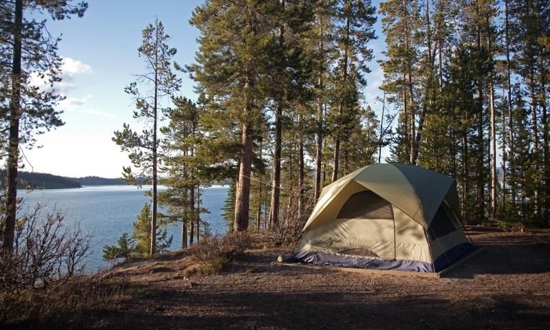 Grand Teton Park Camping & Lodging - AllTrips