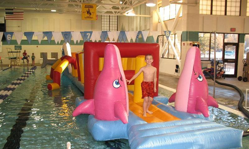 Fun House at Teton County Recreation Center