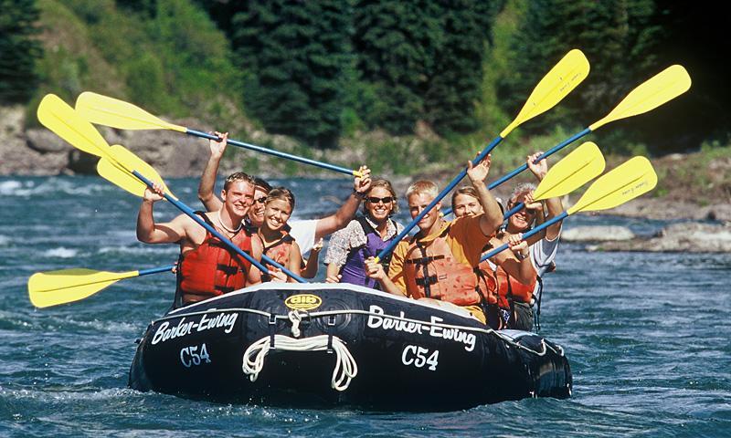 Jackson Hole Wyoming White Water Rafting
