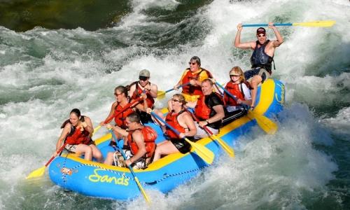 Jackson Hole Rafting