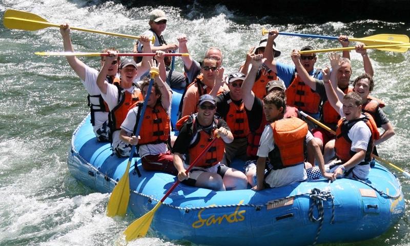 Jackson Hole White Water