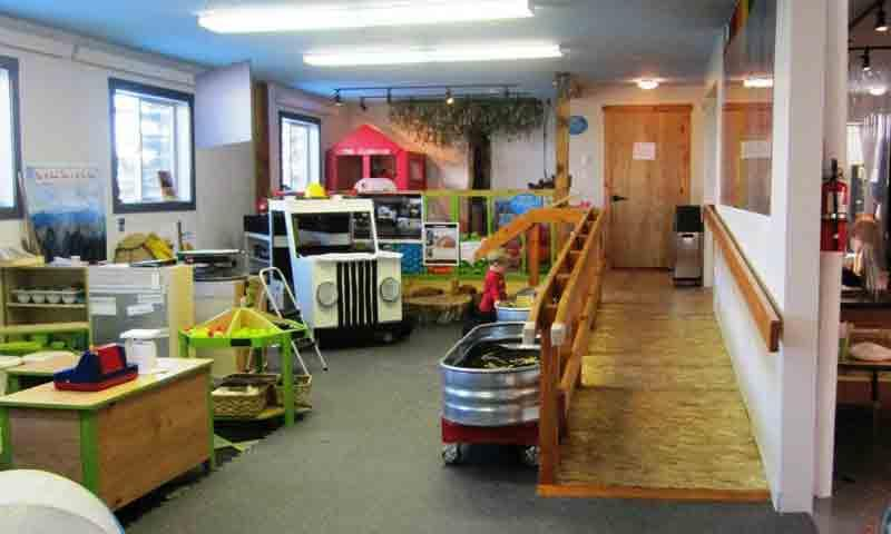 Jackson Hole Childrens Museum Clubhouse
