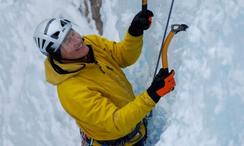 Jackson Wyoming Ice Climbing