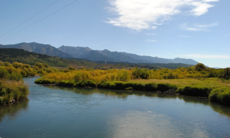 salt river wyoming fly fishing camping boating alltrips
