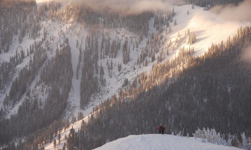 Backcountry Skiing Teton Pass Jackson Wyoming