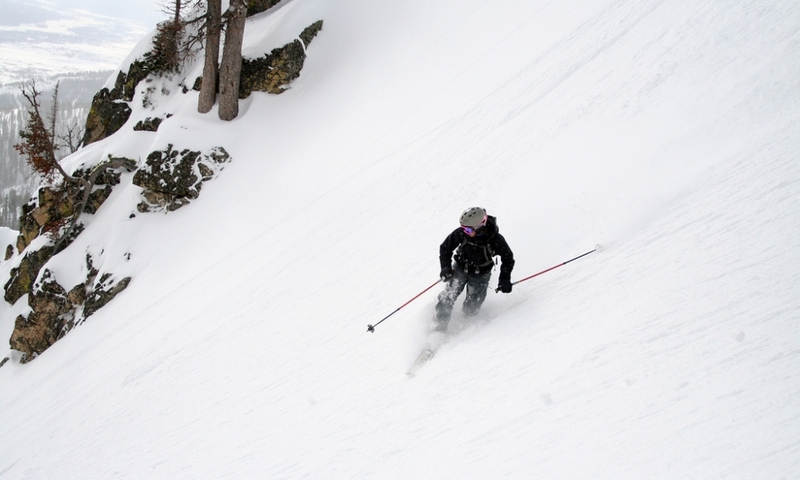 Jackson Hole Mountain Resort Skiing Backcountry