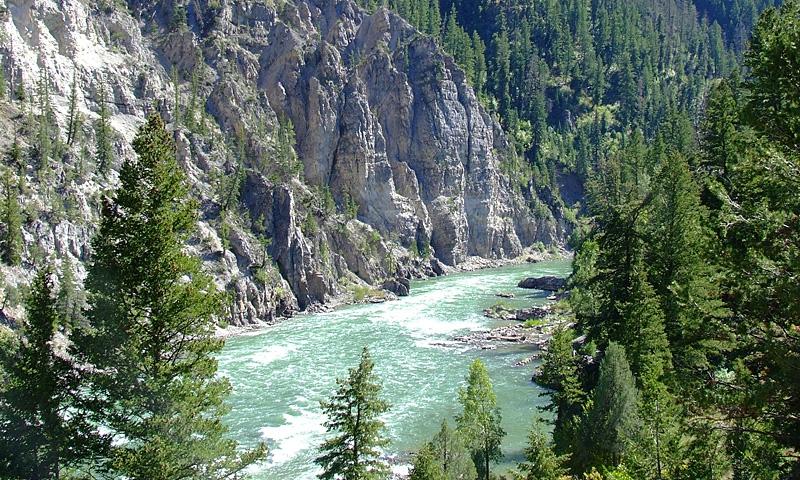 Whitewater Rafting Snake River Jackson Wyoming Jackson Hole White Water
