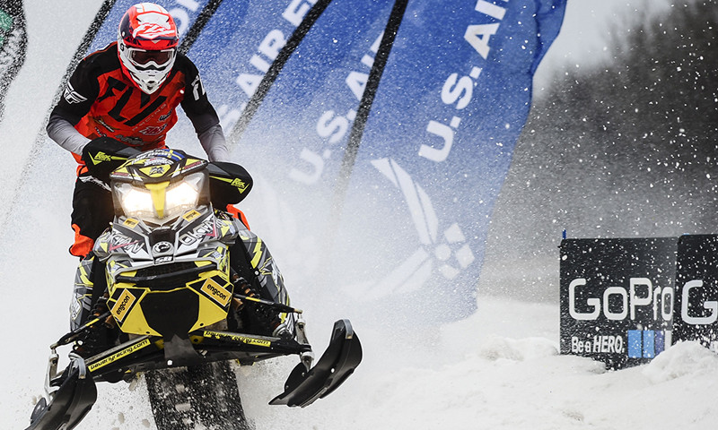 snocross snow king