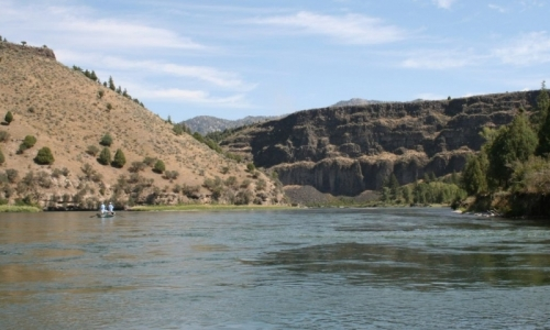 Swan Valley Idaho Fishing