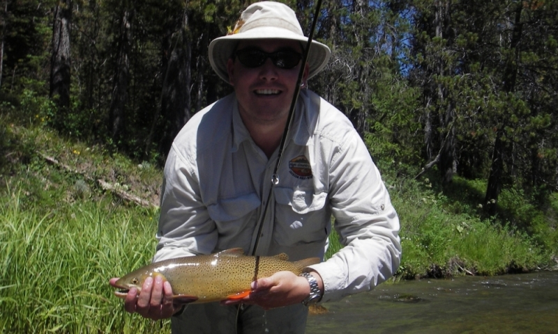 Star Valley Wyoming Greys River Fishing Cutthroat