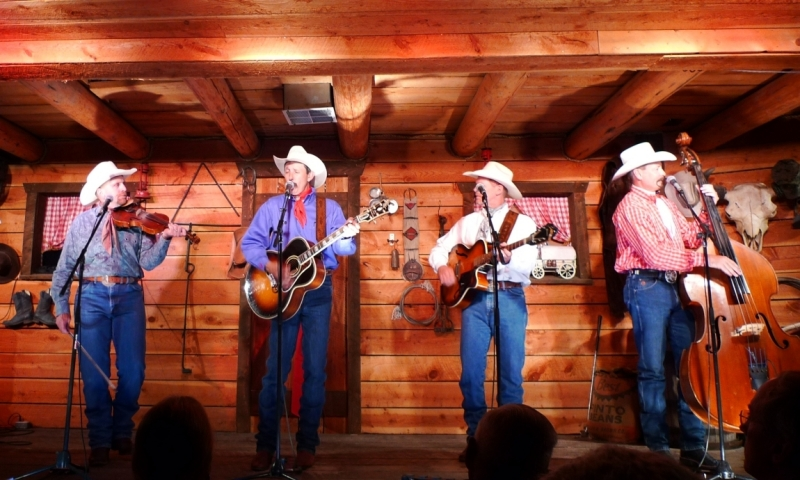 Jackson Hole Wyoming Chuckwagon Dinners Shows Alltrips