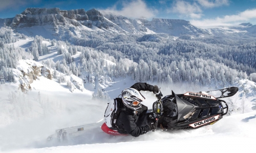 Top 4 Snowmobile Destinations In Jackson Hole Alltrips