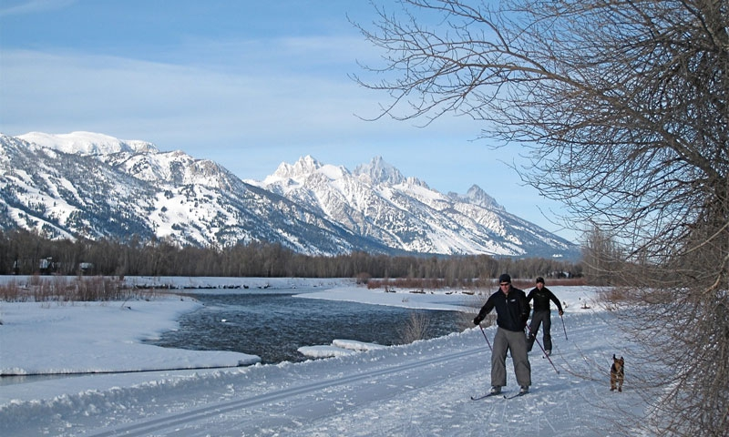 Jackson Hole Winter Vacation