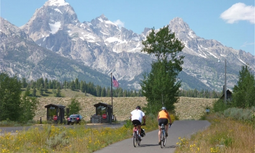 Jackson Hole Recreation Pathway