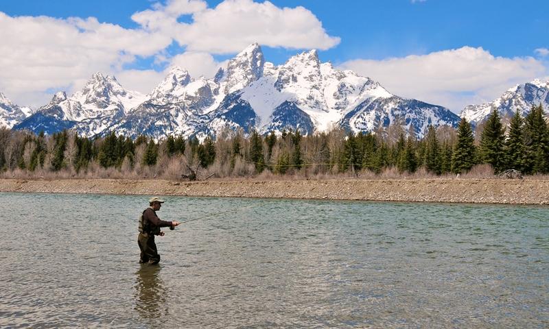 Jackson Hole Activities Fishing
