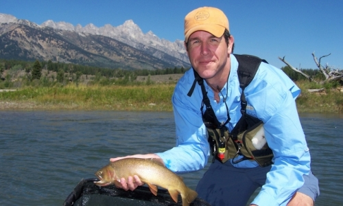 Jackson Hole Tours Fly Fishing