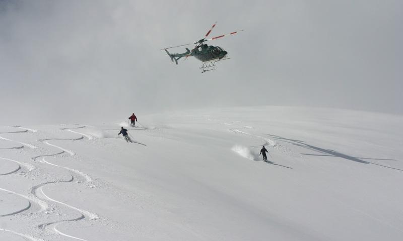 Jackson Hole Wyoming Heliskiing