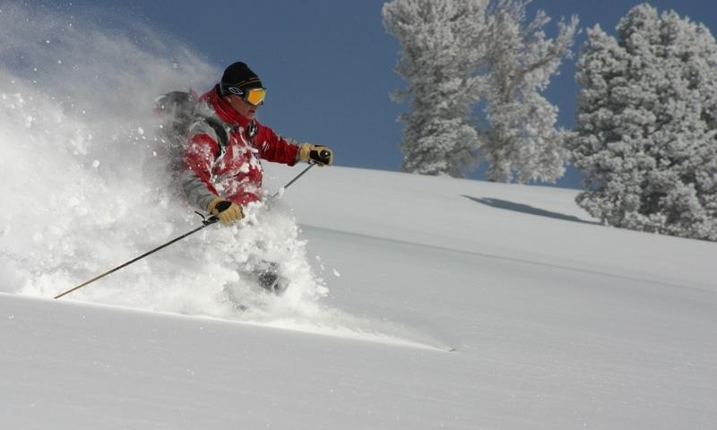 Jackson Hole Heli Skiing