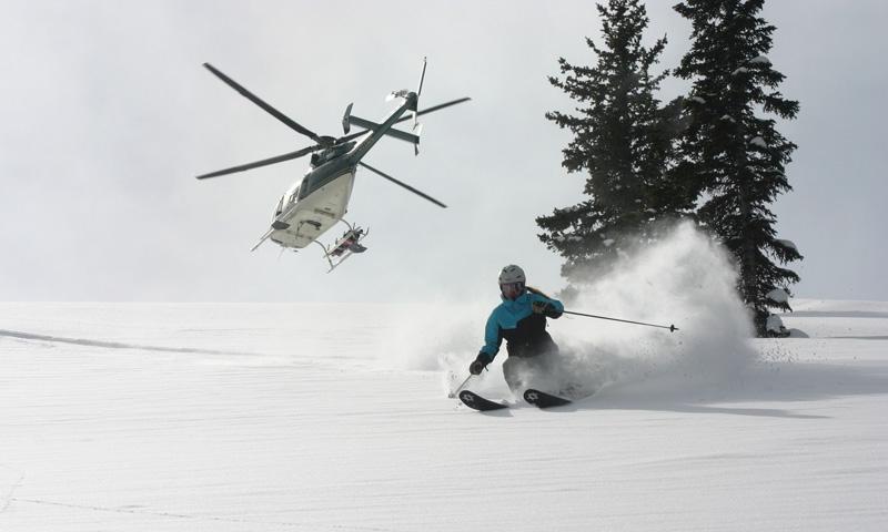 Jackson Hole Wyoming Heli Skiing