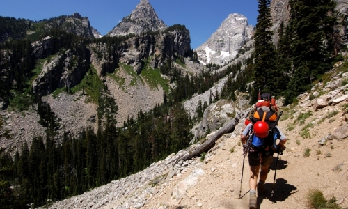 Hiking Jackson Hole