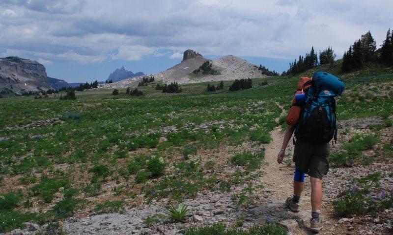 Jackson Hole Hikes Teton Crest Trail