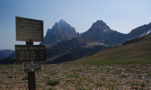 Hiking In Jackson Hole Grand Teton