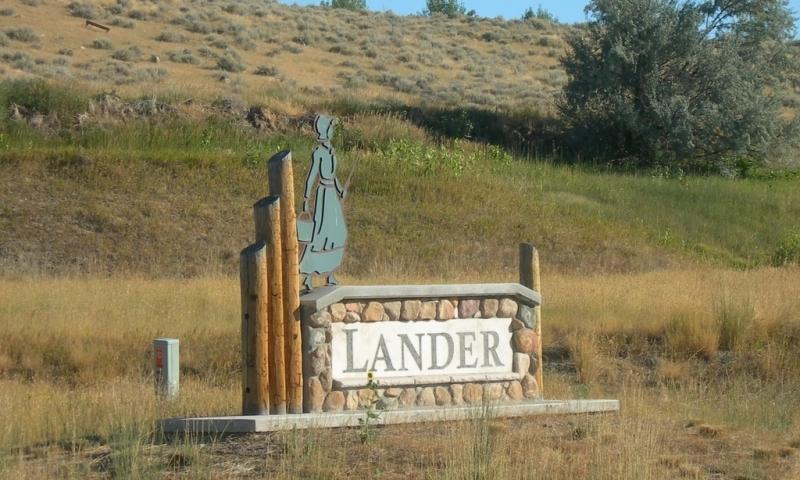 Lander WY