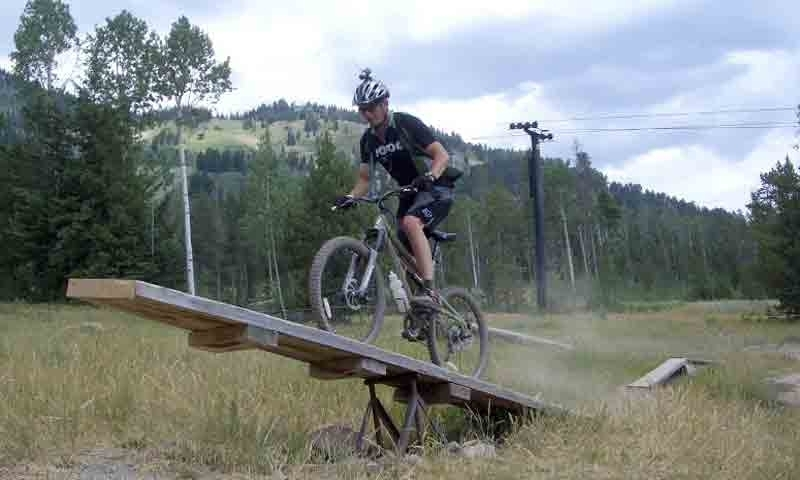 Jackson Hole Mountain Resort Biking