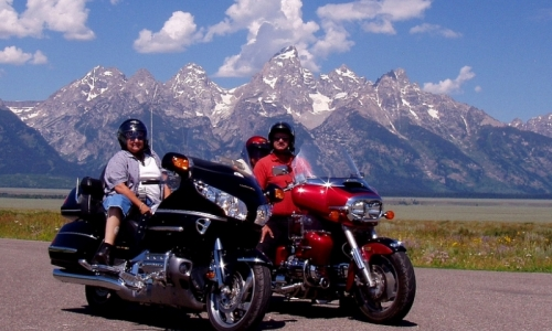 Jackson Hole Motorcycle Touring