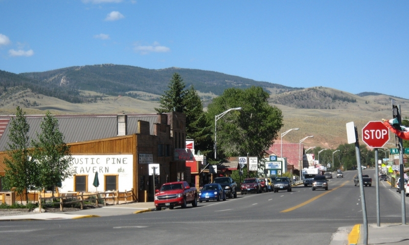 Pet Friendly Hotels Dubois Wy