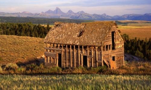 Teton Valley Idaho Barn