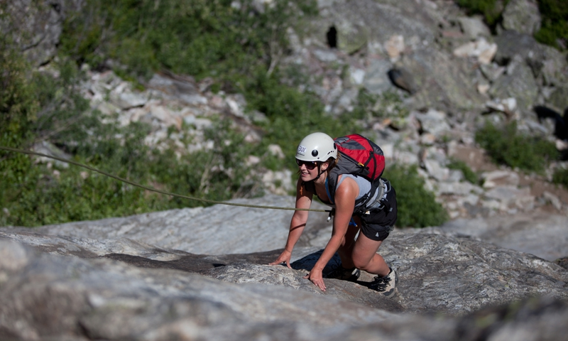 Jackson Hole Climbing