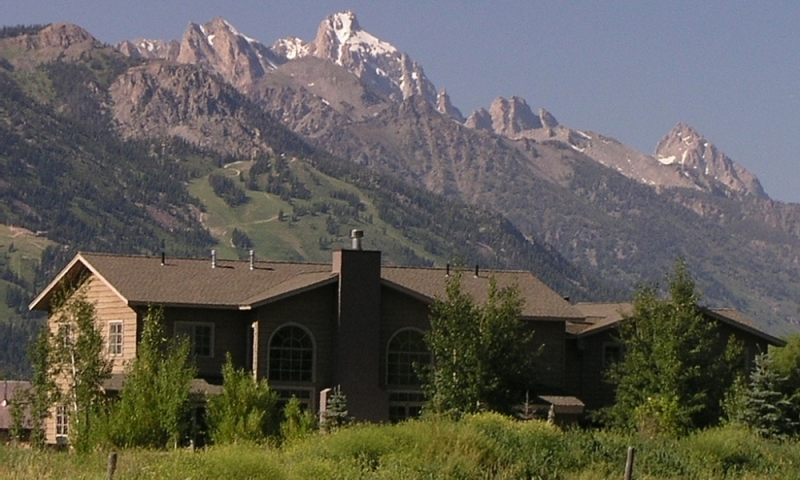 Jackson hole wyoming homes for sale land listings agents Wyoming home builders